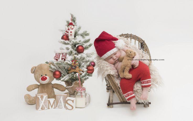 Newborn Photographer Dublin, Christmas Photography Dublin