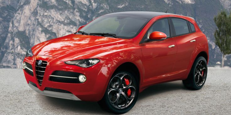 Alfa Romeo SUV Will Be Called the Stelvio, Goes On Sale Early 2017