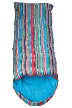 Amazon.com : Mountain Warehouse Apex Mini Square Patterned Sleeping Bag Navy : Sports & Outdoors