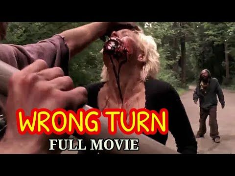 WRONG TURN 5 HORROR MOVIE HINDI DUBBED | Hollywood Horror