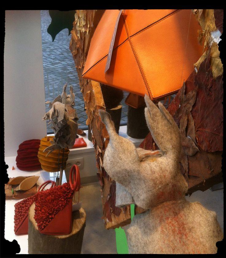 fall - herfst - window display - etalage - www.awardt.be