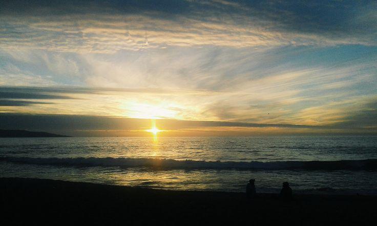 Reñaca, Viña del Mar, Chile🌅❤