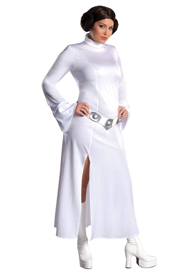Traje de Princesa Leia talla grande