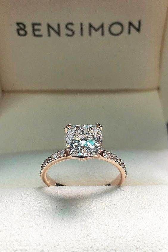 Engagement Rings Future Brides Will Want To Add To Her Pinterest Board – couples