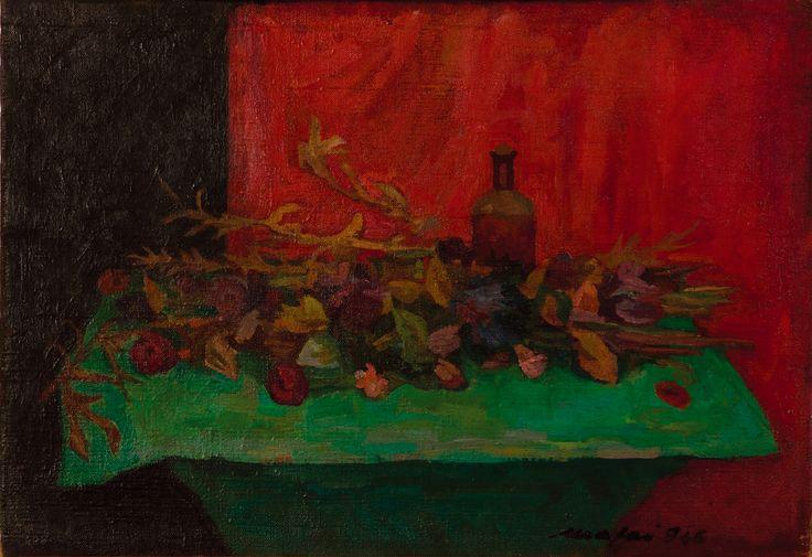 Natureza-morta - Mario Mafai - 1946