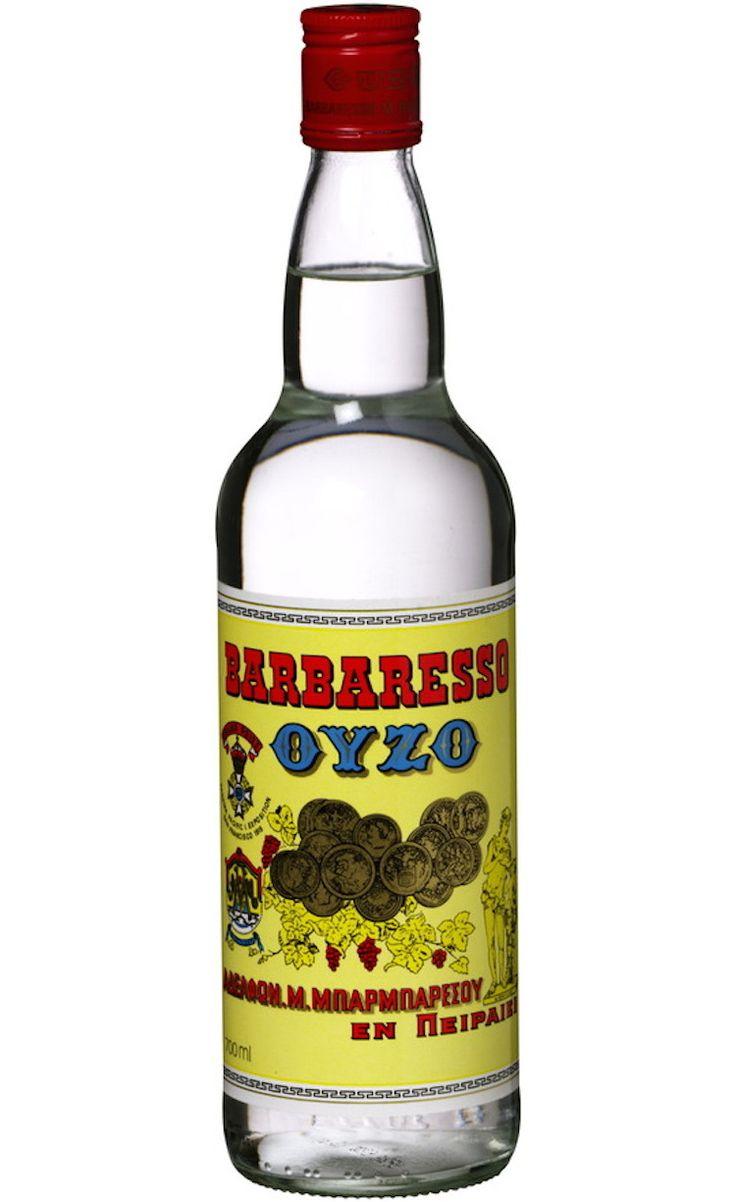 Buy Barbaresso Ouzo Spirit Online in Australia at The Melbourne Wine Store
