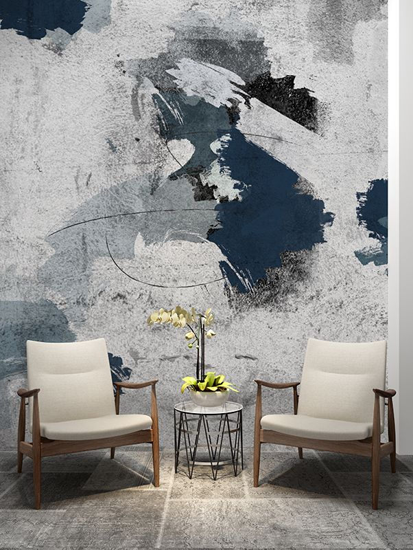 Abstract Painting | Designer Murals | Accent Wallpaper | Choose your favorite design from our Accent Wallpaper Collections www.accentwall.eu #abstractpaintingmural #designerwallpaper #mural #accentwall