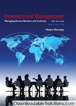 22 best solutions manual and test bank for textbooks images on get instantly test bank for international management managing across borders and cultures text and cases edition helen deresky full questions answers fandeluxe Images