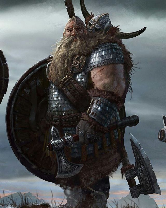 Dwarf warrior  Shared by Graphics and colors on Pinterest  #fantasyart #artistic #color #colorful  #art #illustration  #drawing #draw #artist #picture #photography #artist #sketch #sketchbook #paper #pen #pencil #instaart #beautiful #instagood #gallery #masterpiece #creative  #graphic  #colores  #digitalart  #design #great #super #warrior #dwarf