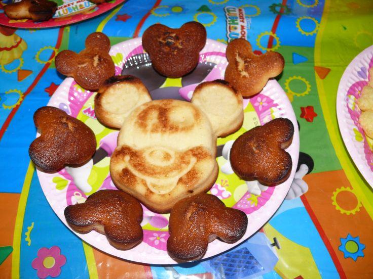 ¡¡Pastelitos caseros!!