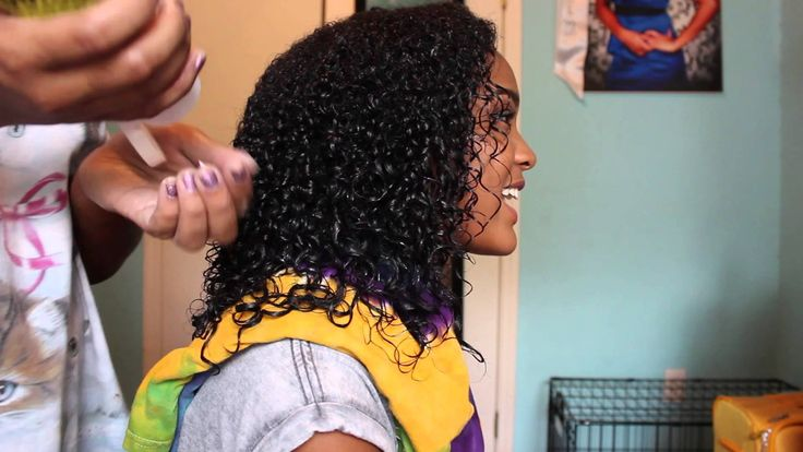 How to Define: Heat Damaged Curls !! i need something for my heat damaged curls