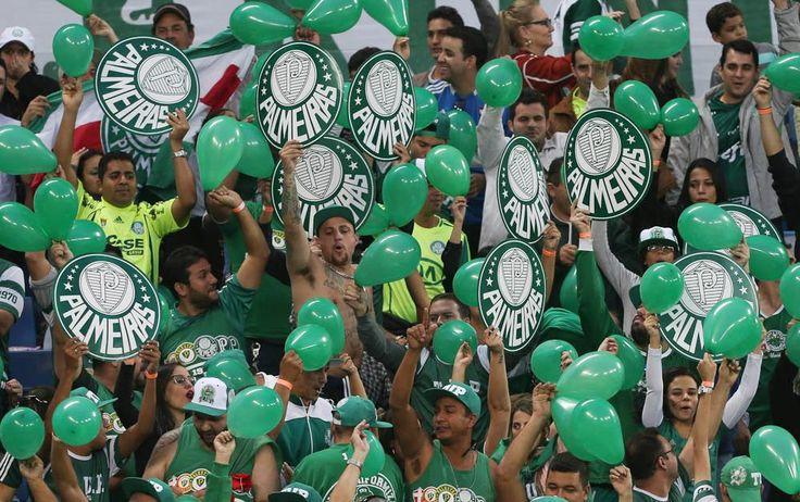 Mesmo ganhando mais, Palmeiras depende menos de direitos de TV - Gazeta Esportiva
