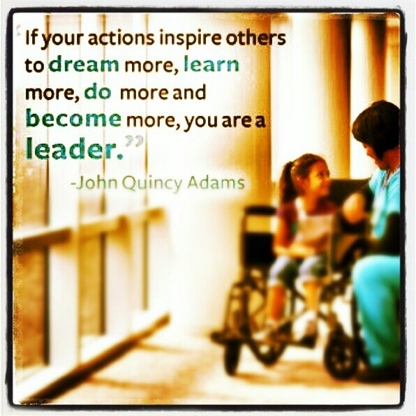how to become a nurse leader