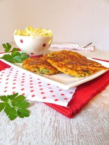 Les paillassons de légumes de saison, voilà une recette sans gluten idéale pour un dîner express, avec une salade verte, ou un accompagnement original d'une viande.