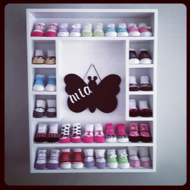 Best 25 baby shoe storage ideas on pinterest shoe for Rack room kids shoes