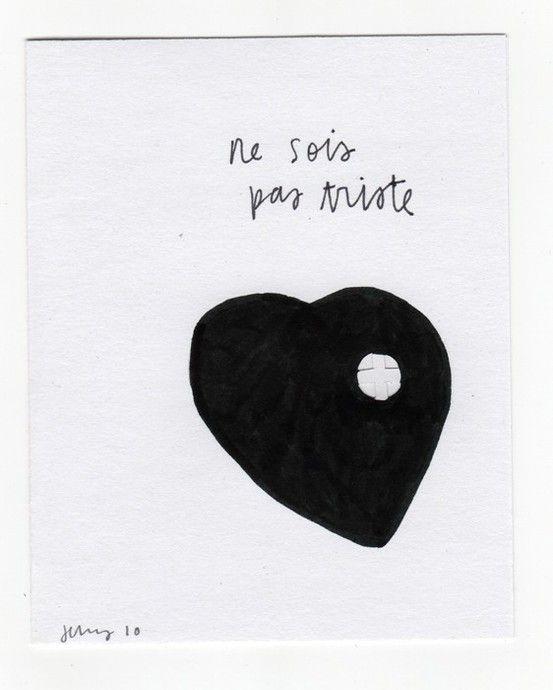 translate...do not be sad :(