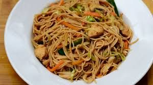 Image result for chinese noodles with chicken