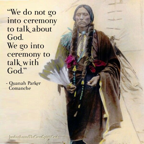 BIG DIFFERENCE between how Natives & formalistic Whites worshipped.  Personally?  I stand with the Natives on most topics.