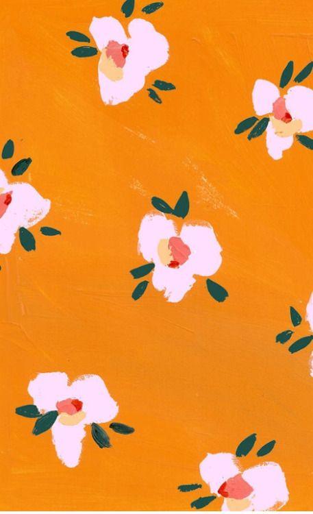 """liveloveevintage: """" I love orange """""""