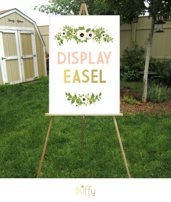 best 20+ floor easel ideas on pinterest | portable easel, wooden