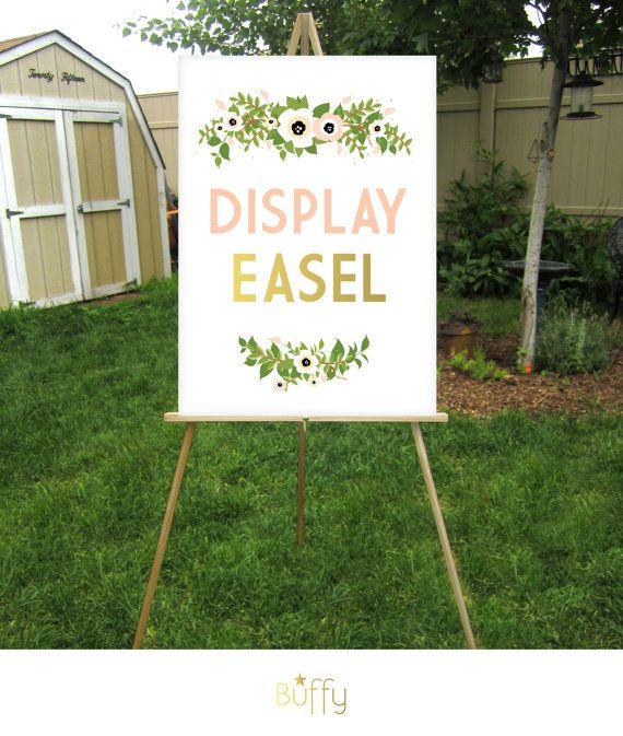 best 20+ floor easel ideas on pinterest | portable easel, wooden