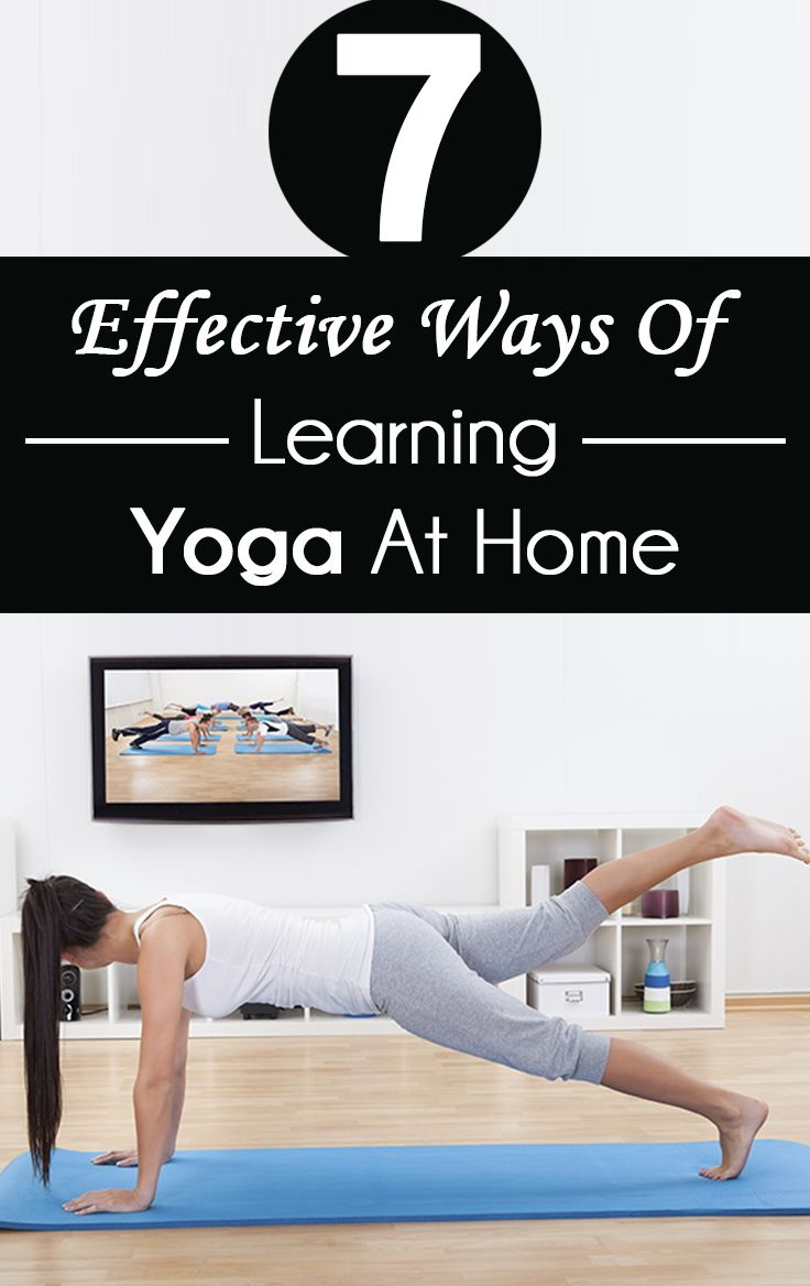 Here are 7 effective ways on how to learn yoga at home at your convenience. Read on to know more