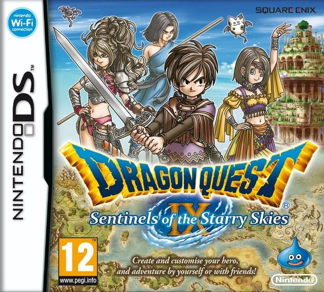 Dragon quest x ds descargar facebook