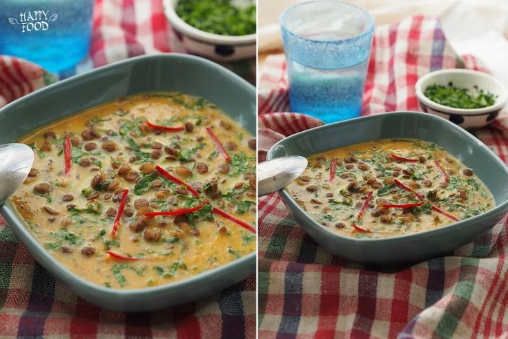 Чечевично-тыквенный суп с имбирем, чили и пряностями (готовлю с помощью посуды iCook TM)