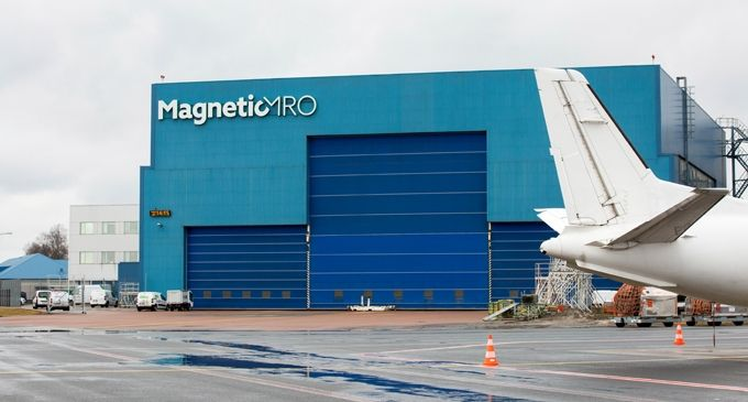 Magnetic MRO to provide line maintenance services for Air Nostrum's CRJ1000 aircraft