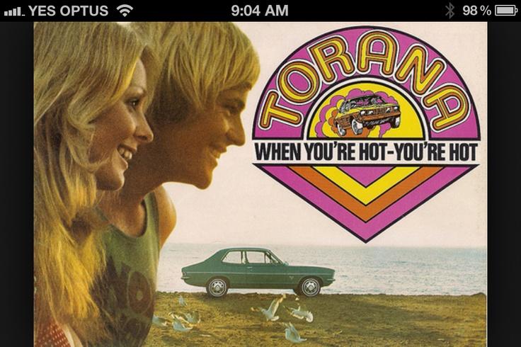 Torana Advertisement
