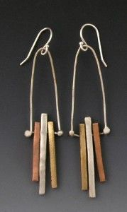 Metal clay jewelry and instructions...but make 'em for me!