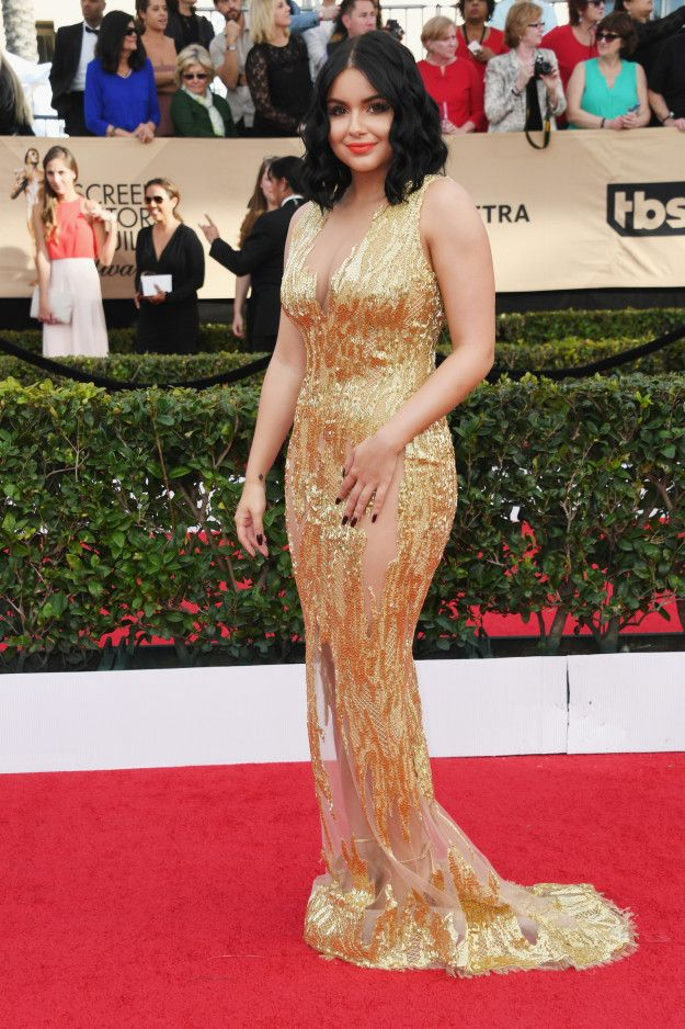 Ariel Winter | All The Looks At The 2017 SAG Awards