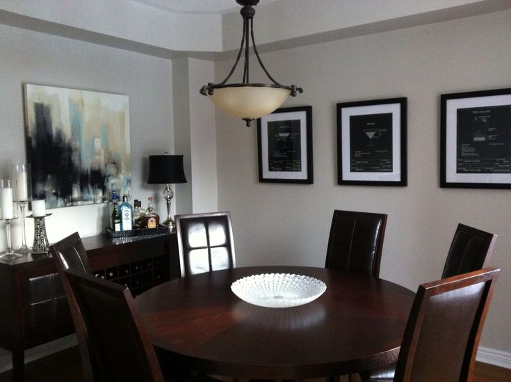 9 best paint interior collingwood images on pinterest - Interior dining room paint colors ...