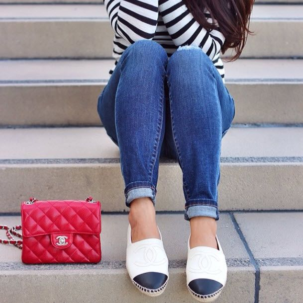 {spring fashion must-have: espadrilles}