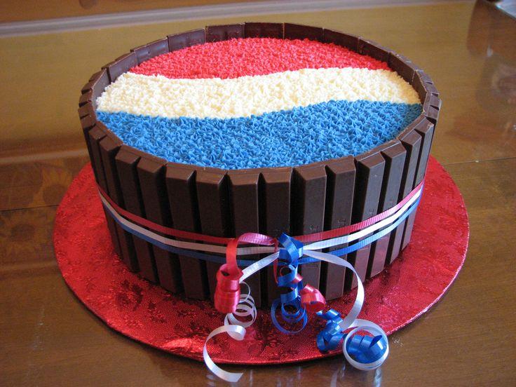 Gâteau Pepsi Cake Kit Kat
