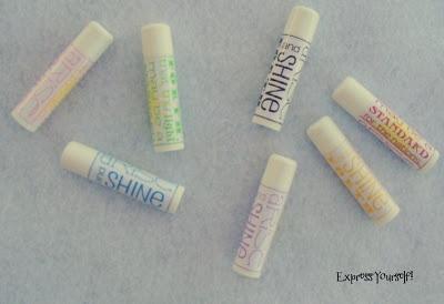 chapstick labels