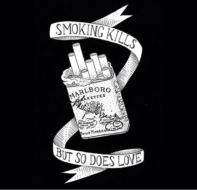 Cigarettes tattoo                                                                                                                                                                                 More