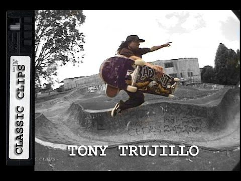 Tony Trujillo Skateboarding Classic Clips #162 New Zealand - http://DAILYSKATETUBE.COM/tony-trujillo-skateboarding-classic-clips-162-new-zealand/ - http://www.youtube.com/watch?v=UCGTBxhfgi0&feature=youtube_gdata One of the best dudes out there to ever do it on a skateboard! Tony Trujillo rips through New Zealand a few years back! For more Skateboarding Classic Clips EVERY THURSDAY please subscribe:... - #162, classic, clips, skateboarding, tony, trujillo, zealand