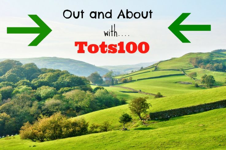Out and About with Tots100 - Birmingham