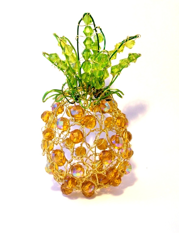 40 Best Images About Pineapple Christmas On Pinterest