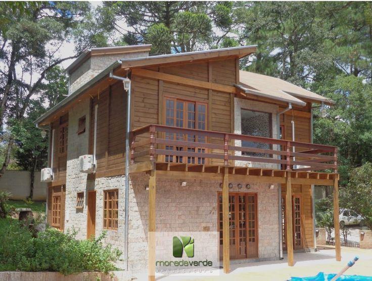 1000 ideas sobre fachadas de casas campestres en - Casa rusticas gallegas ...
