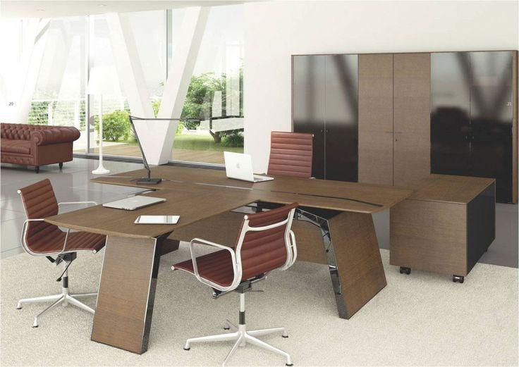 executive desks with meeting table extension google search - Designer Executive Desks