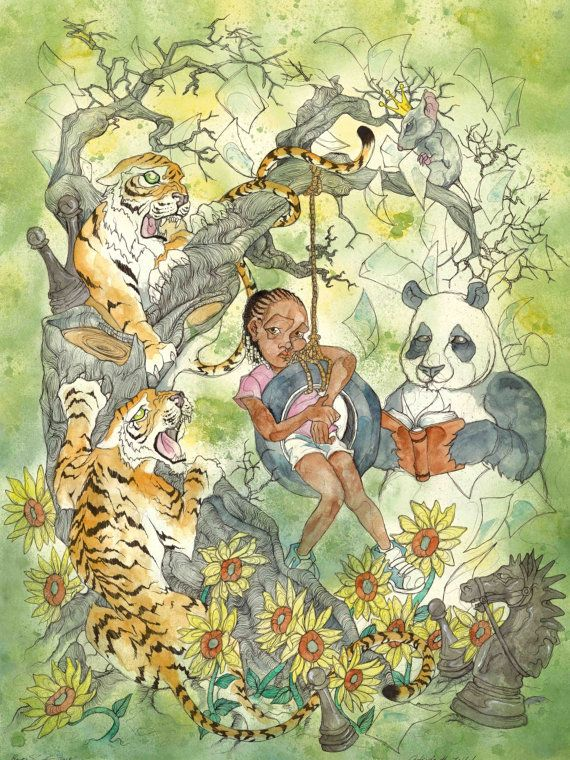 8 best Whimsical Woodland Nursery Decor & Artwork images on ...