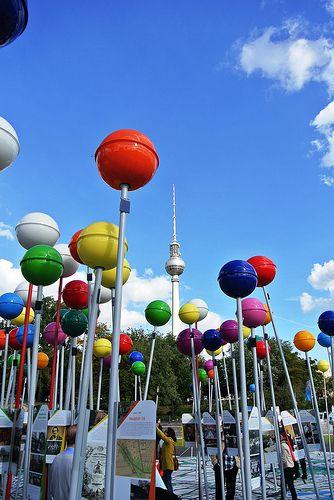 Berlin - 775 Years. Happy Birthday!!