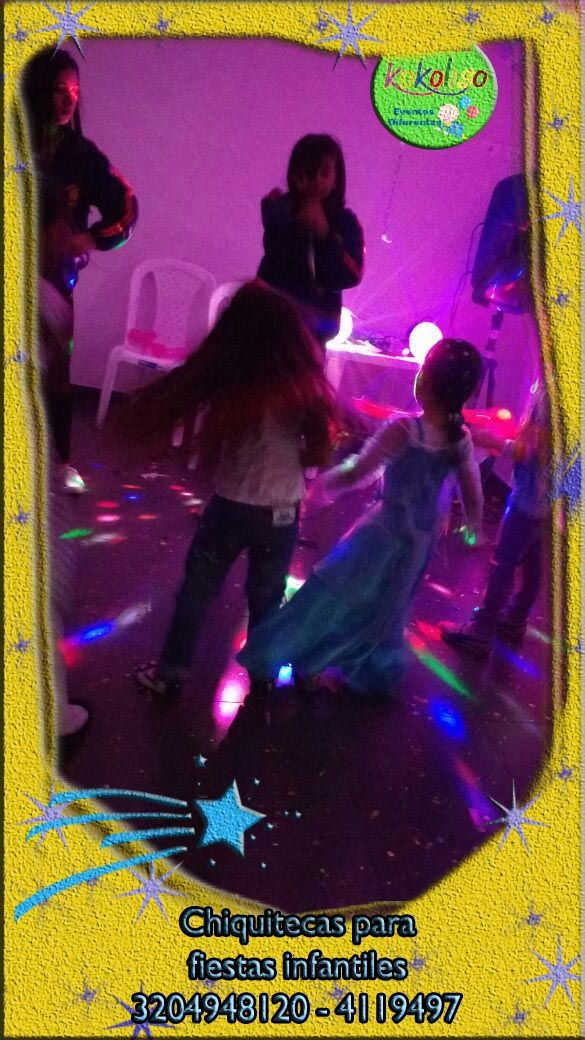 Hacemos las mejores #chiquitecas para #fiestasinfantilesenbogota 3204948120-4119497