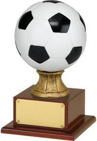 "16"" Resin Soccer Trophy - Soccer Trophies - Soccer - Sports"