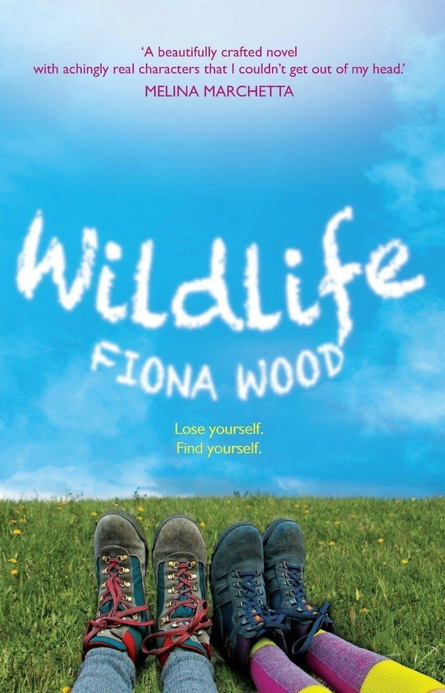 Wildlife by Fiona Wood | 19 Truly Brilliant Young Adult Books You Can Enjoy At Any Age
