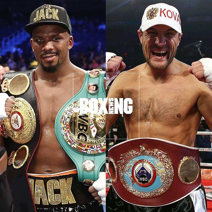 Head to head: Badou Jack vs Sergey Kovalev – who wins and why? #boxing #BoxingNews #BadouJack #SergeyKovalev