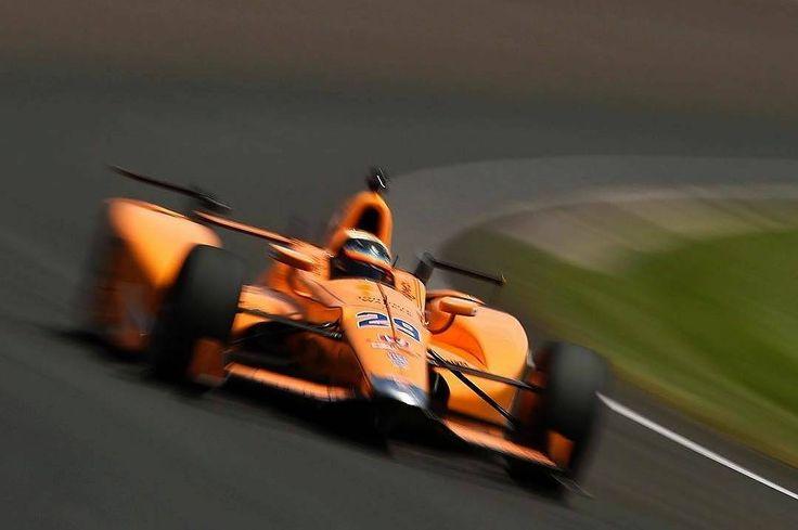 #Repost @hondaracingf1  Trimmed and primed for racing #McLaren #Honda #McLarenHonda #Indy500 #AlonsoRunsIndy #Alonso #FernandoAlonso #29 #IMS #McLarenHondaAndretti #Andretti #Brickyard #Speed #Blur #GoAlon500
