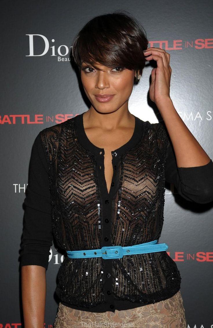 Selita Ebanks Short Hair Styles Unique Short Hair Styles